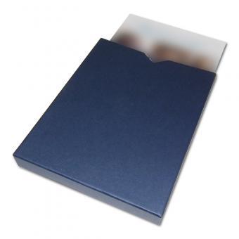 Schutzschuber im Zeitschriftenformat Hochformat (kurze Seite offen)