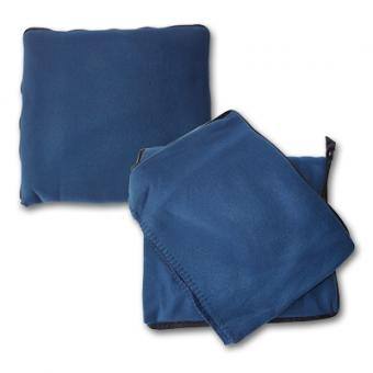 Notfall-Decke-Kissen Kombination