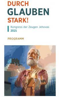 2021 Regional-Kongress-Notizbuch Druckservice & Bindung DEUTSCH