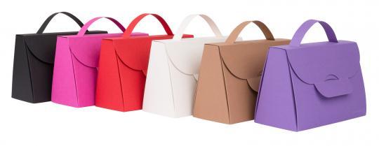 Falt-Artikel Handtasche